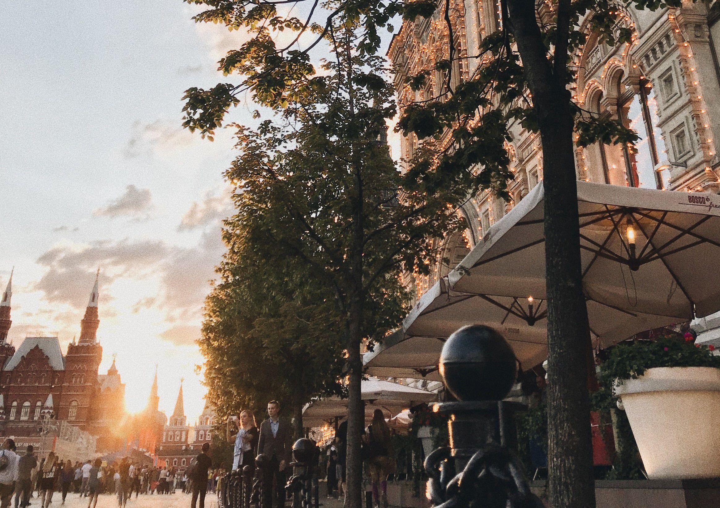 Экскурсия «Москва с итальянским акцентом» фото 1