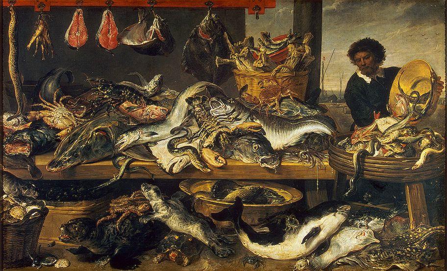 «Фламандская живопись XVII-XVIII вв.» (постоянная экспозиция)