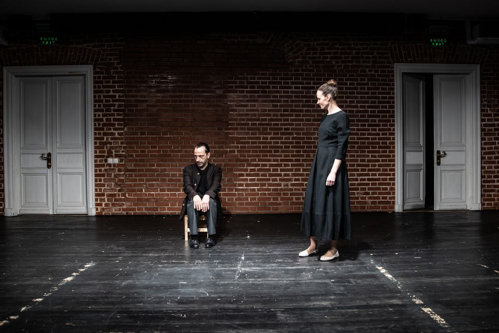 Спектакль «Достоевский 200. Сторителинг» в Новом пространстве Театра Наций фото 6