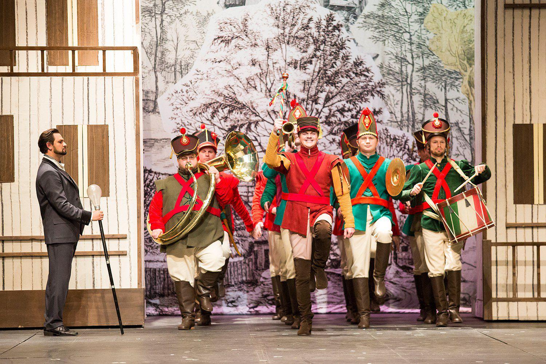 Опера «Фауст» в Театре «Новая опера» фото 5