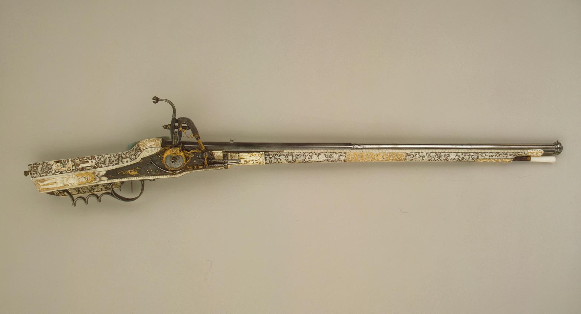 коллекция Эрмитажа «Европейское оружие. Защитное вооружение Германии XV–XVI веков»