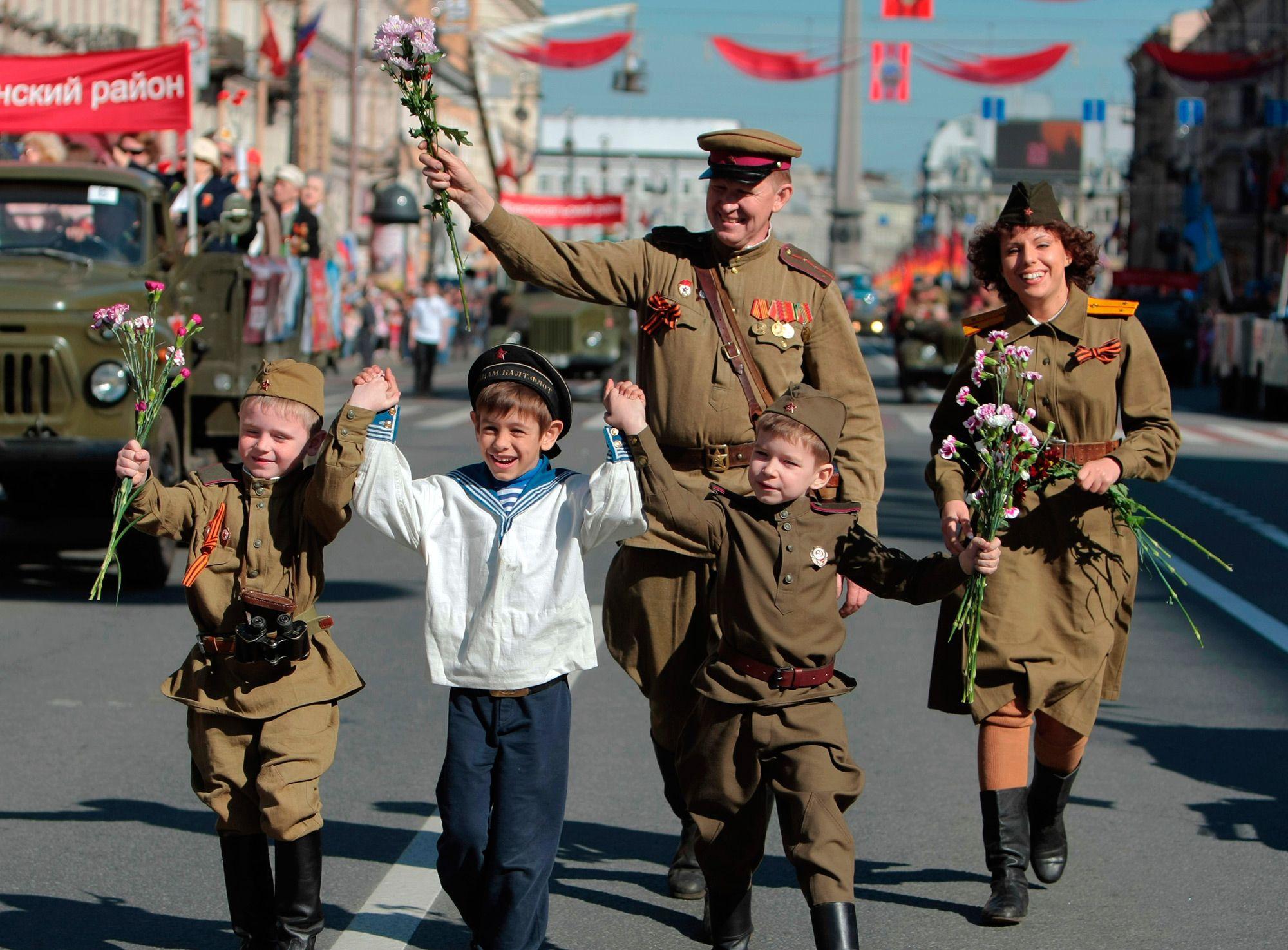 Открытки, картинки с победой 9 мая дети