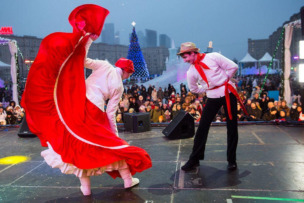 IV Новогодний фестиваль Александра Ковтунца «Ледовая Москва. В кругу семьи» фото 10