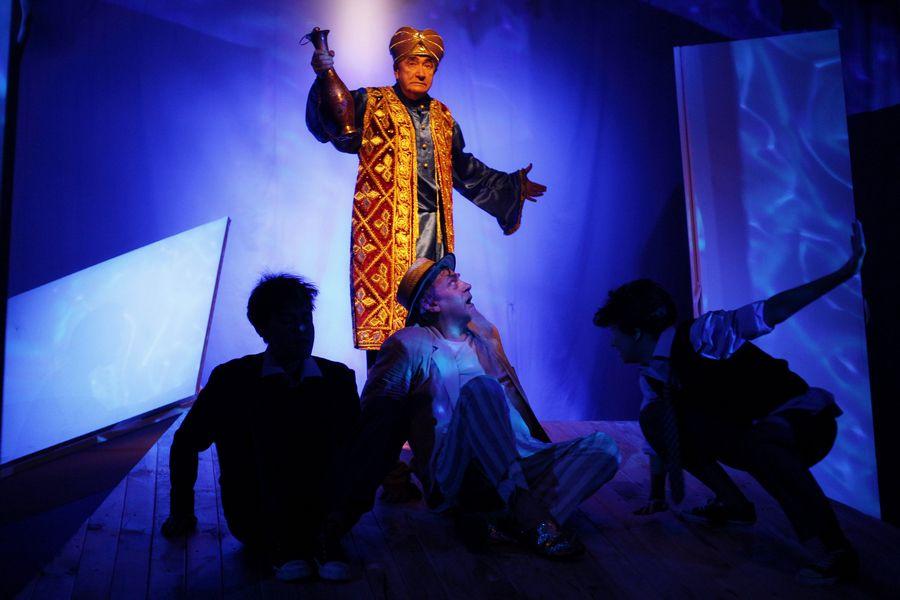 Спектакль «Старик Хоттабыч» в постановке Театра «Эрмитаж» фото 6