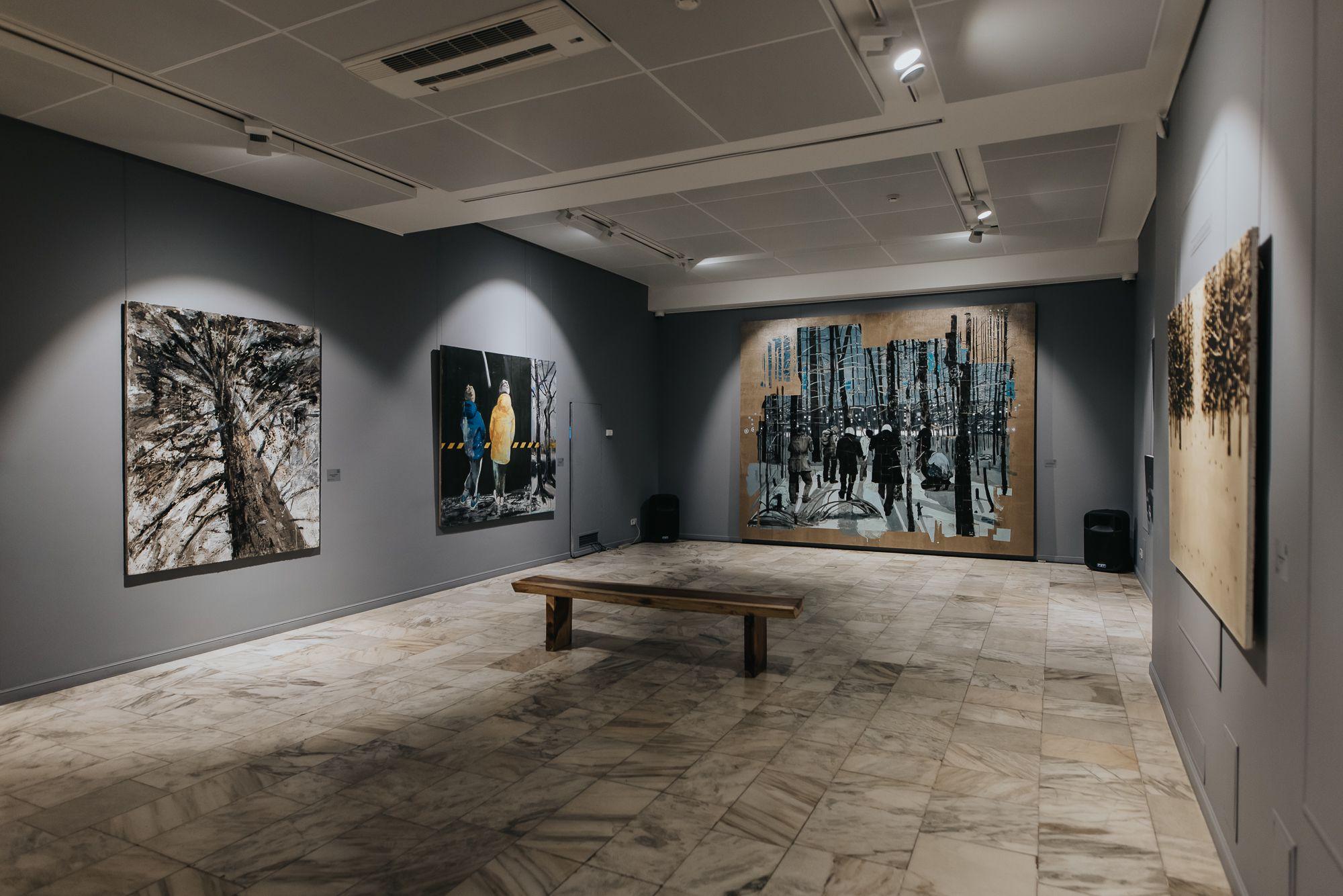 Выставка-продажа «Что происходит на свете? А просто зима» фото 5