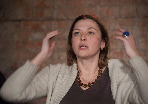 Спектакль «Разорвите нашу связь» в Театре.doc фото 1