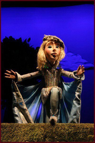 Спектакль «Золушка» в Сказочном театре фото 2
