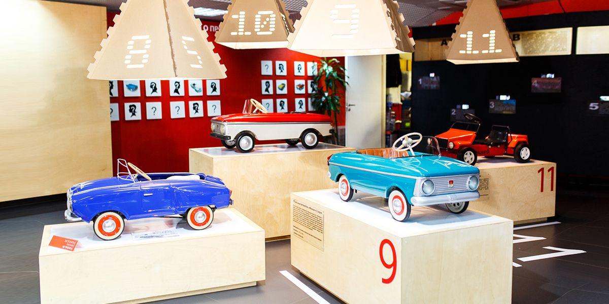 День рождения в Музее автомобильных историй фото 3