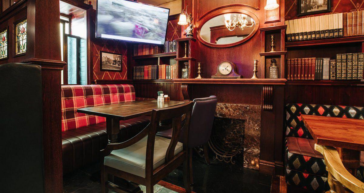 Скидки до 40% на меню и напитки в Big Jim's Pub фото 2