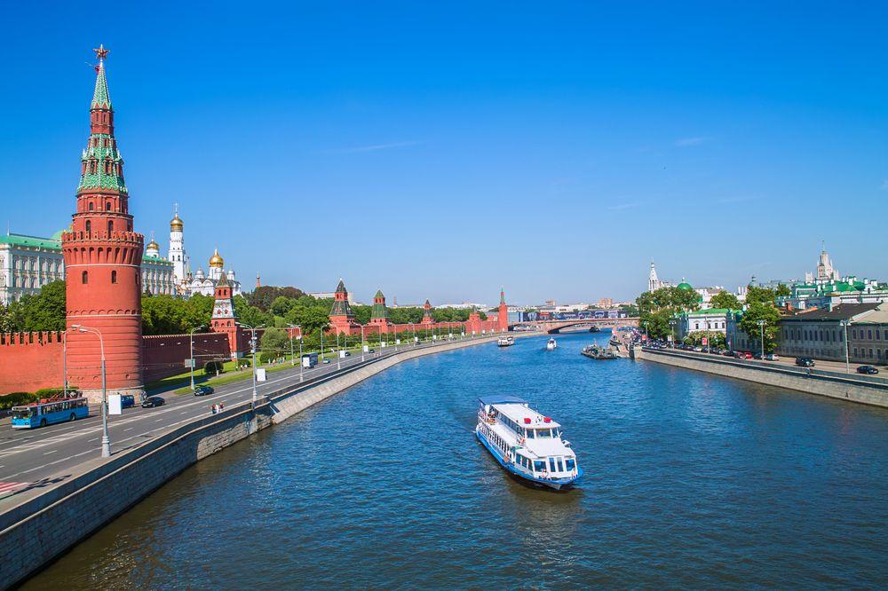 Скидка до 38% на теплоходные прогулки по Москве-реке от туристической компании Delta фото 1