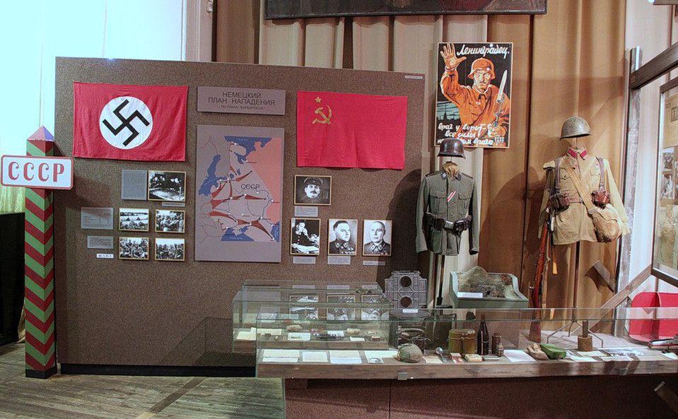 музей обороны и блокады ленинграда фото портрет фото