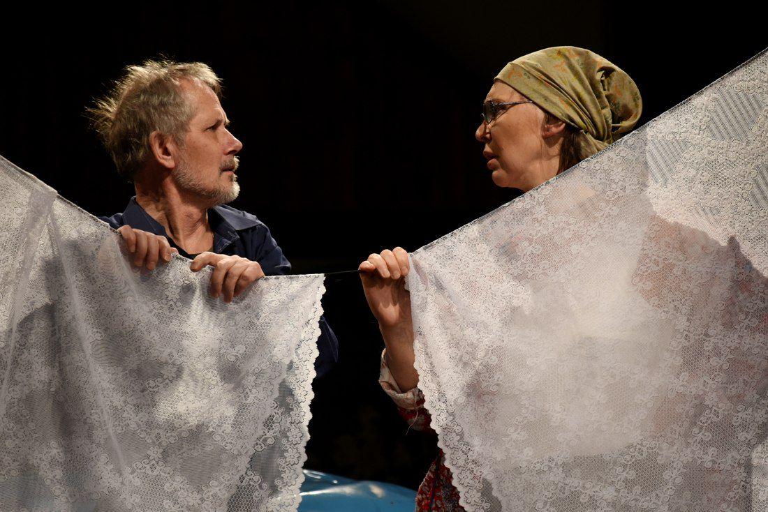Спектакль «Раскас» в Театре «Сфера» фото 3