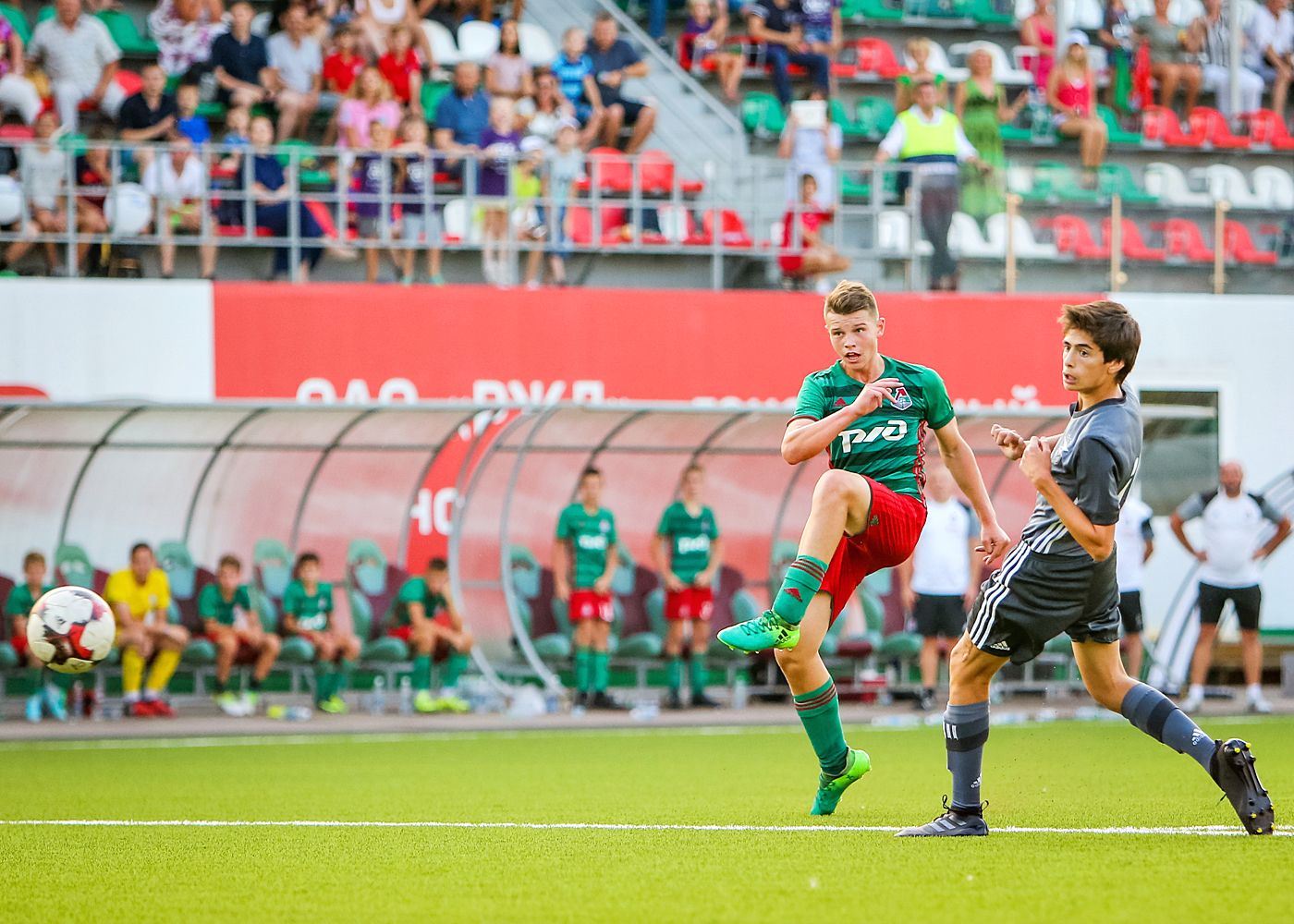 Международный футбольный турнир UTLC Cup 2018 среди юношей фото 4