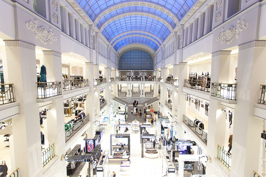 department store study Top study view of statistics and facts about department stores in the united kingdom the dossier provides an overview of department store retail in.