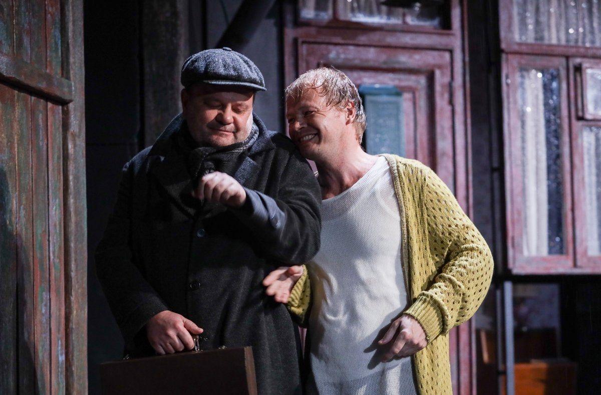 Спектакль «Старший сын» в Театре Олега Табакова фото 3