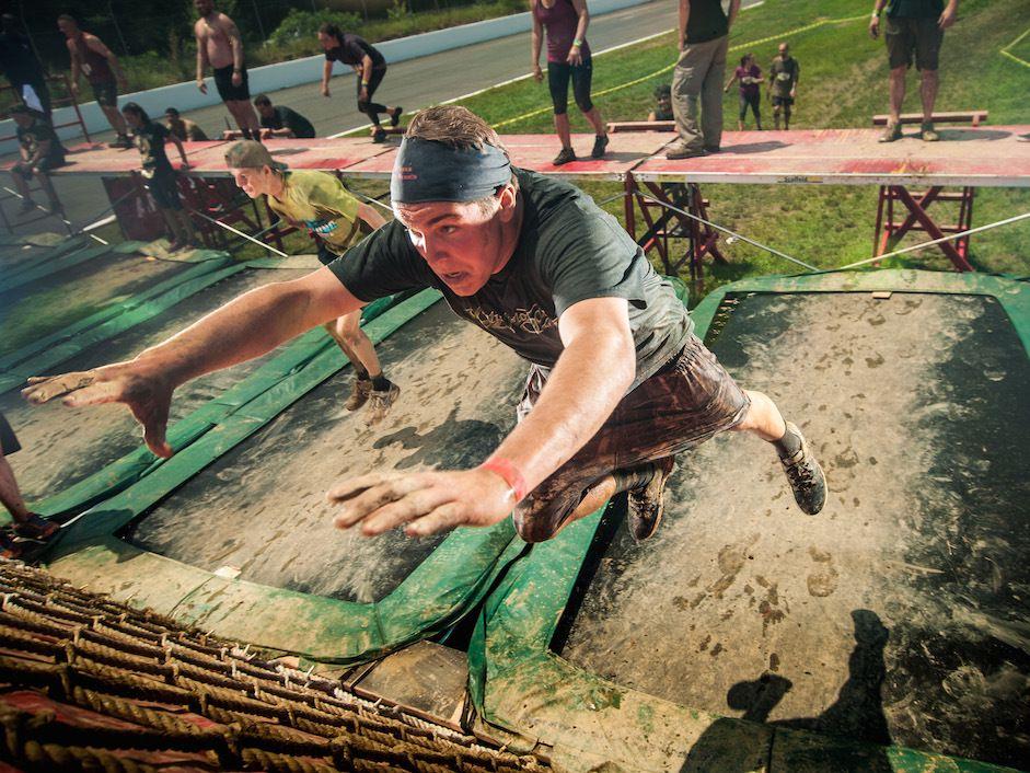 Тренировки Bear Race в Измайловском парке фото 6