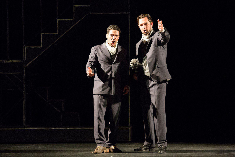 Опера «Фауст» в Театре «Новая опера» фото 4
