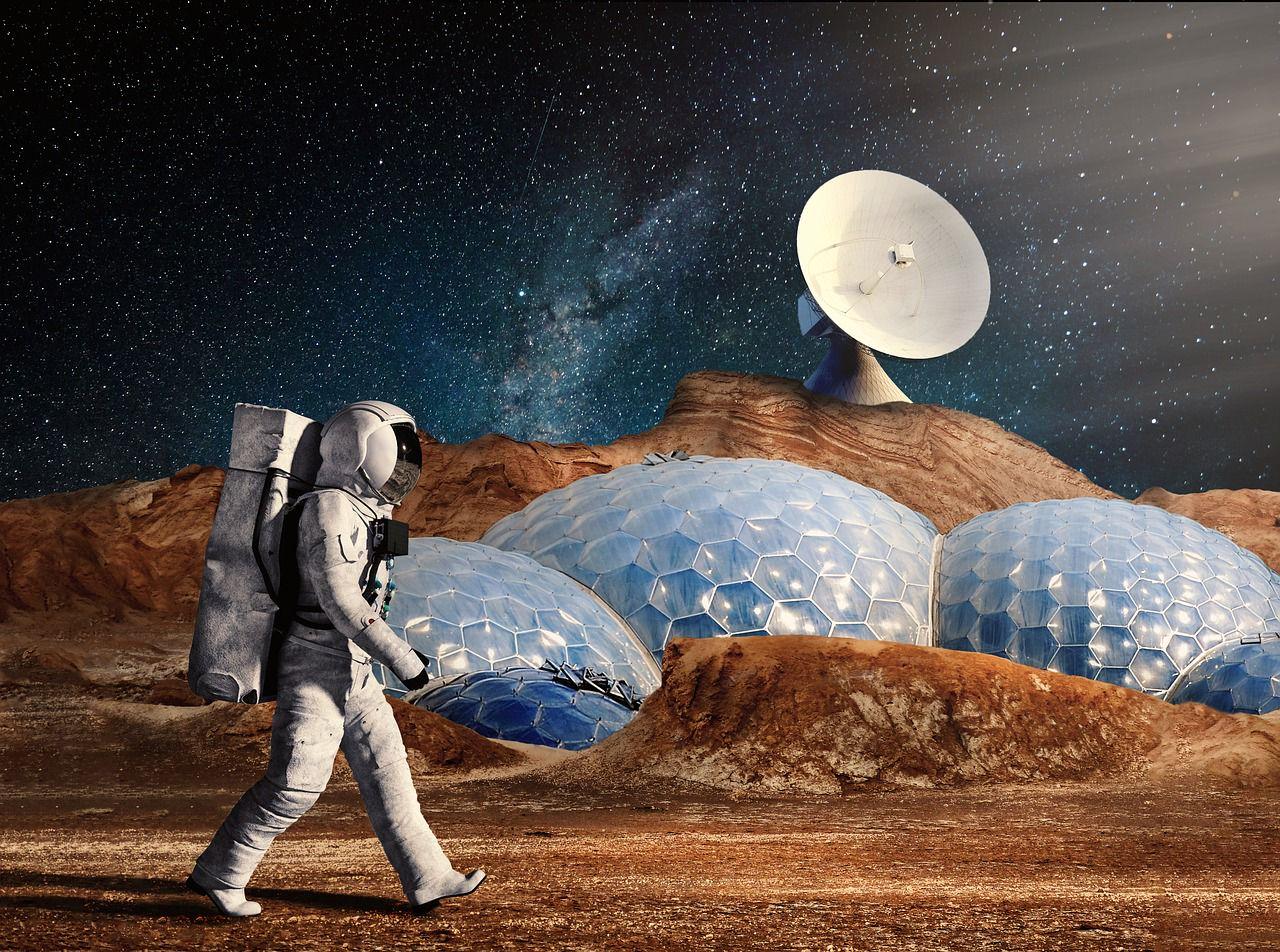 Космический квест «На Марсе классно» фото 1
