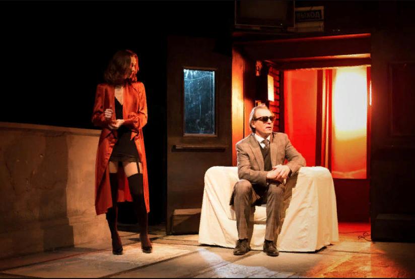 Спектакль «Назову себя Гантенбайн» в Театре на Таганке фото 1