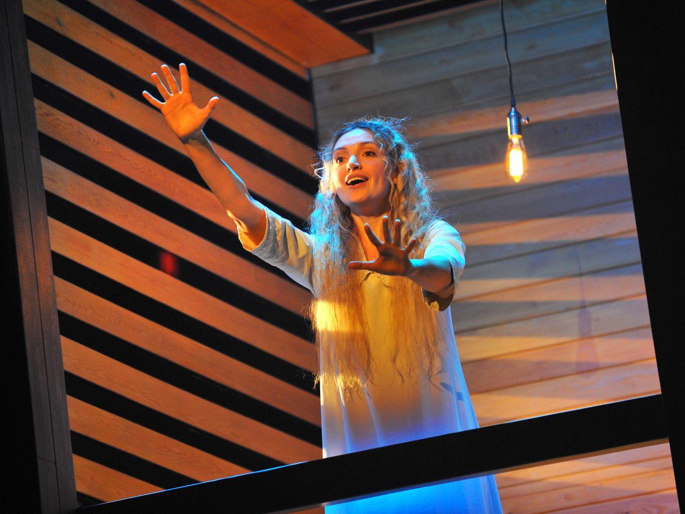 Спектакль «Блаженный остров» в Театре Et Cetera фото 5