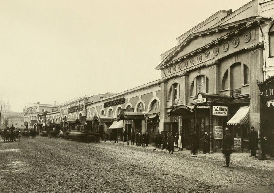 Выставка «История Гостиного двора» фото 1