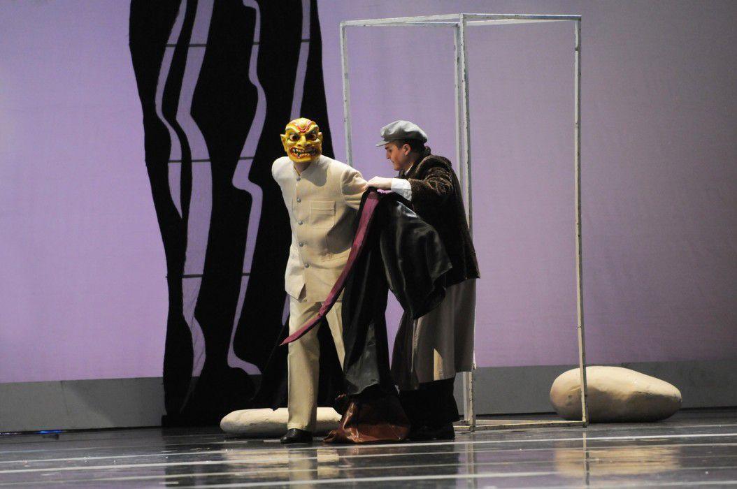 Опера «Мадам Баттерфляй» в Театре имени К. С. Станиславского и Вл. И. Немировича-Данченко фото 3