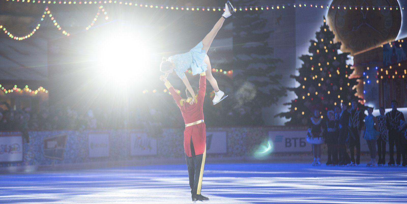 Ледовые спектакли в постановке Евгения Плющенко фото 5
