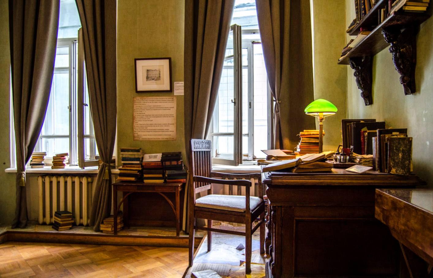 Онлайн-экскурсия по Музею Михаила Булгакова фото 1