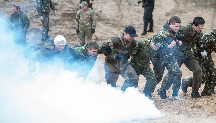 Тренинг-курс «Один день в спецназе» фото 6