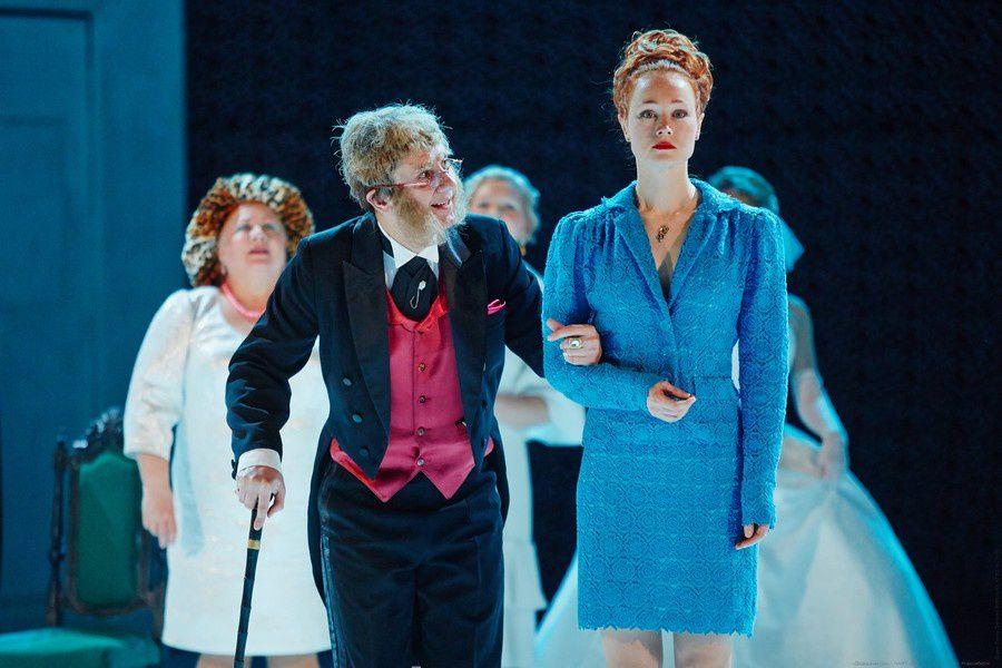 Онлайн-показ спектакля «Дядюшкин сон» Новосибирского театра «Глобус» фото 1