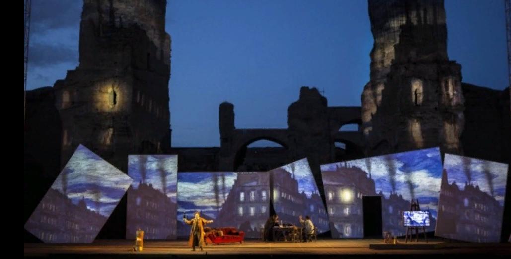 Онлайн-показ оперы «Богема» в постановке Римской оперы фото 1