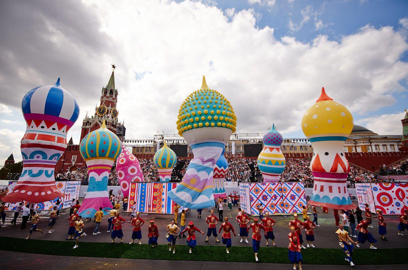 День города в Москве 2021 фото 3