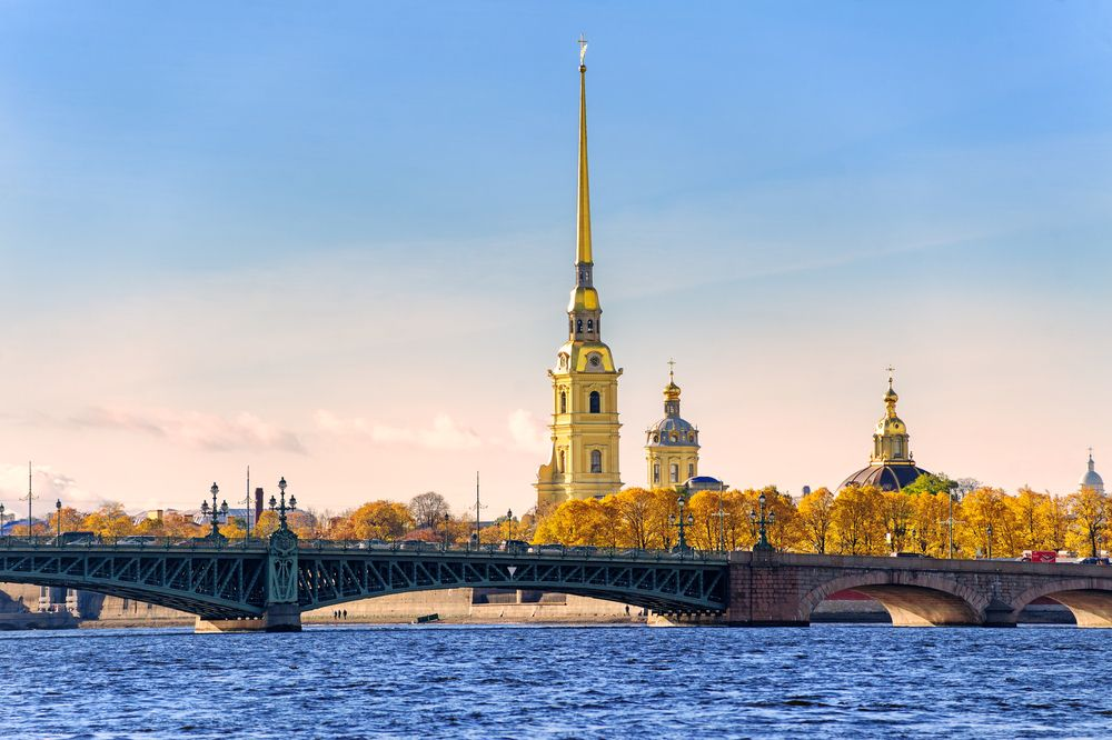 Онлайн-прогулки по Петропавловской крепости фото 3