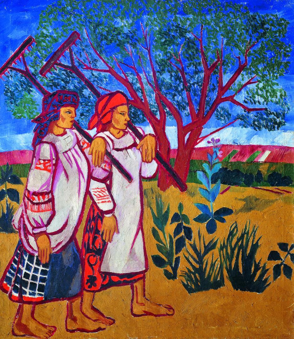 Выставка «Цвет. 90 шедевров из музеев Подмосковья» фото 4