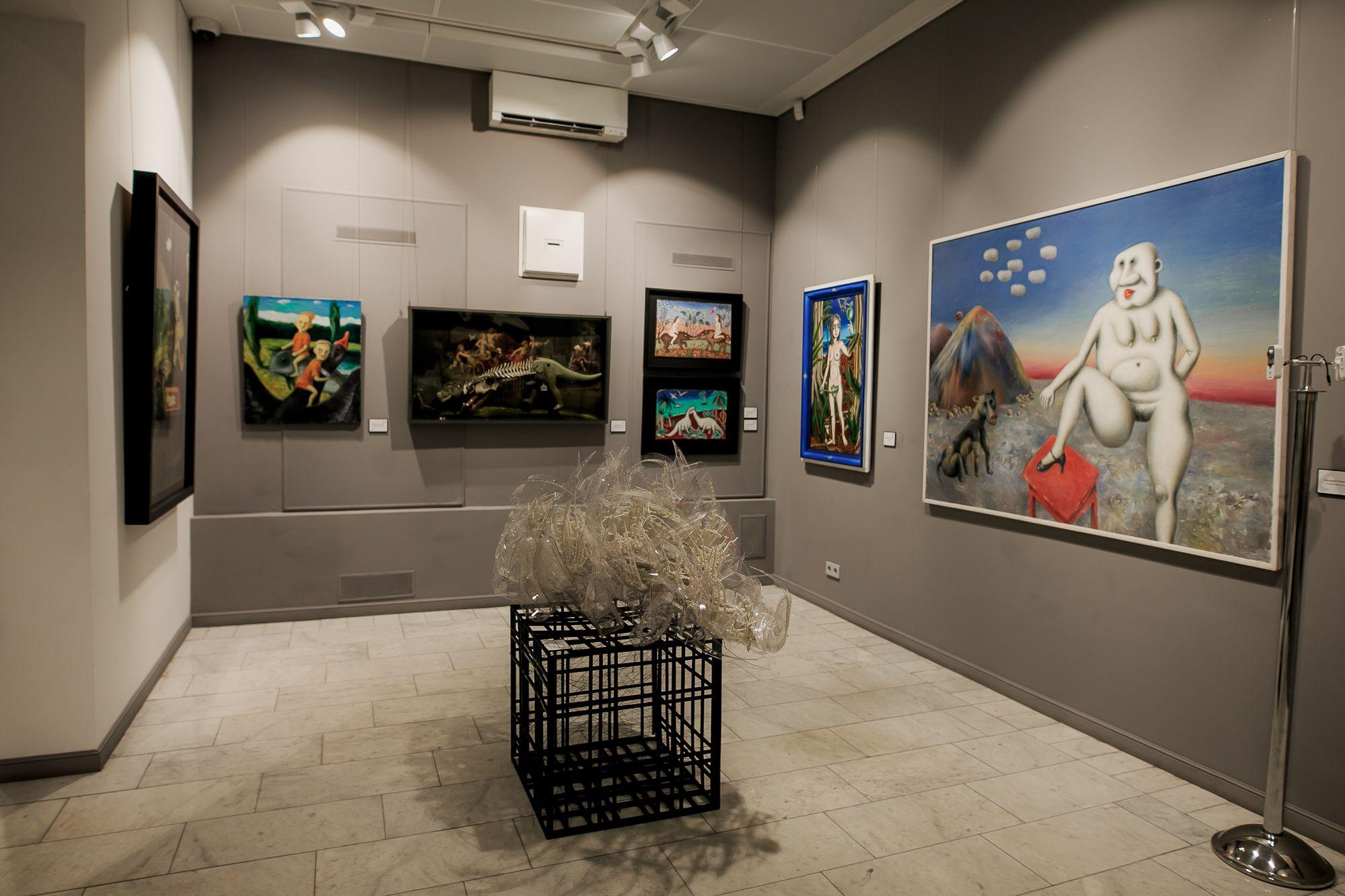 Выставка «Путешествия по снам» фото 3