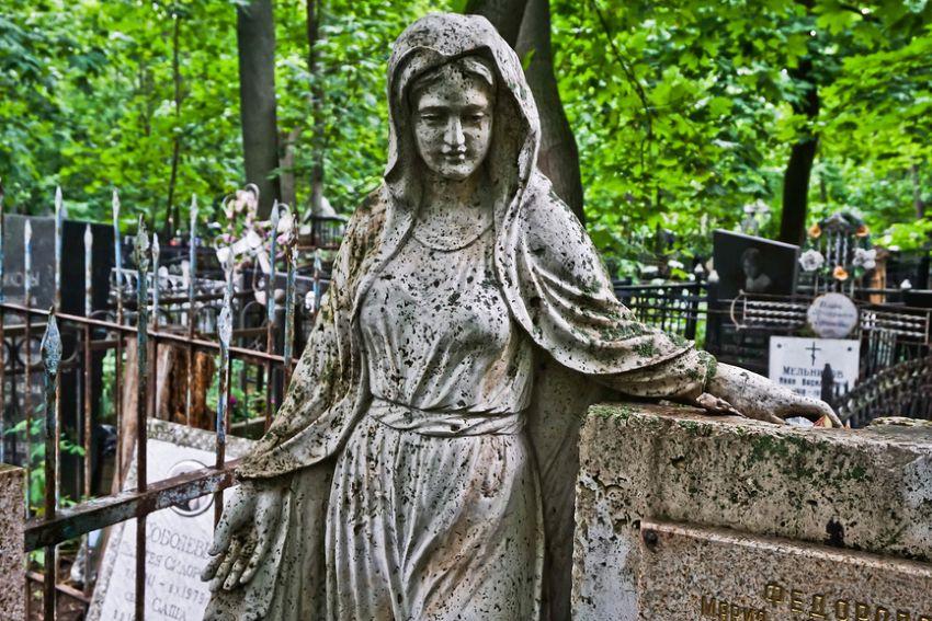 Экскурсия «Ваганьковский некрополь. Память, застывшая в камне» фото 1