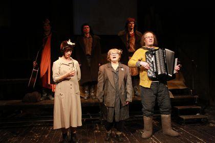 Спектакль «Магадан. Кабаре» в Театре «Около дома Станиславского» фото 3