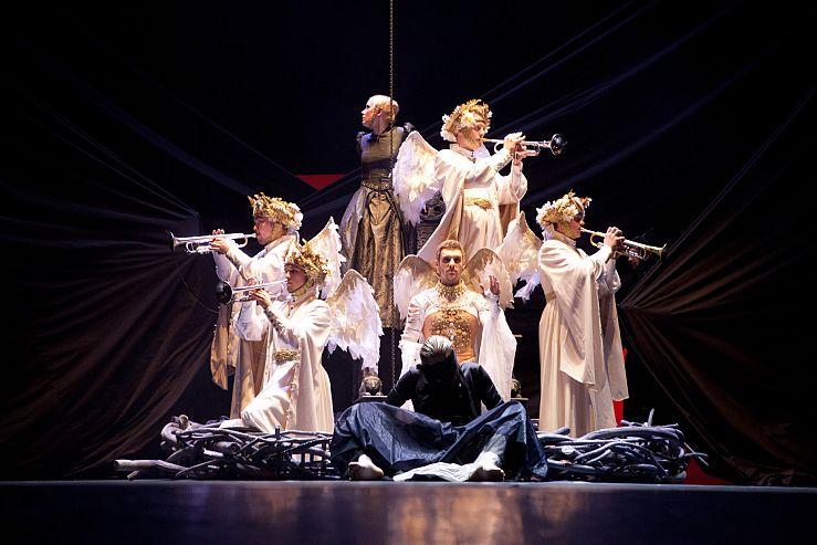 Спектакль «Демон» в Театре им. Ермоловой фото 7