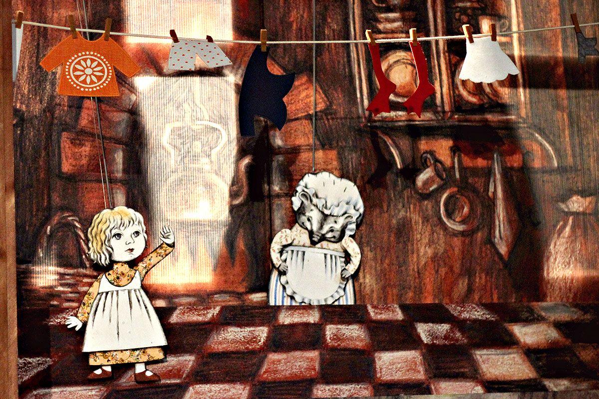 Спектакль «Ухти-Тухти и компания» в Московском театре кукол на Спартаковской фото 1