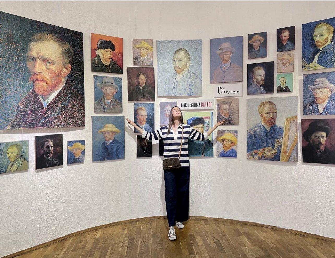 Выставка «Ван Гог — тайны гения или безумца» фото 8
