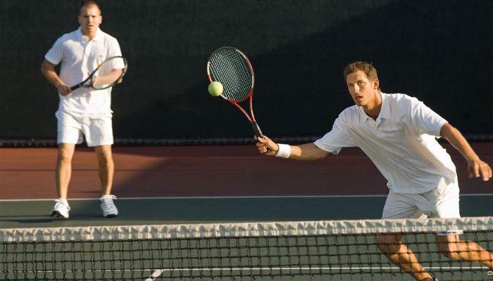 Занятия большим теннисом в Tennis Group фото 1