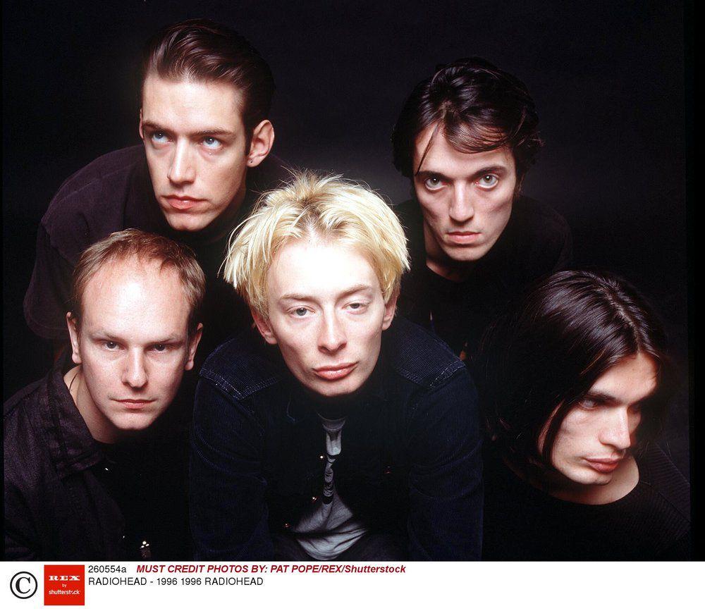 Еженедельные трансляции архивных выступлений Radiohead фото 1