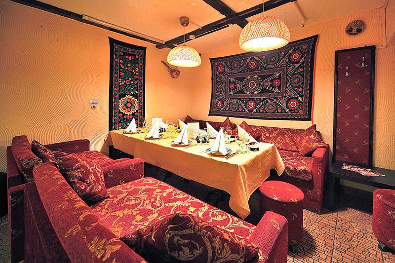 Все блюда меню, барная карта и безалкогольные напитки в ресторане «Караван One» со скидкой до 50% фото 1
