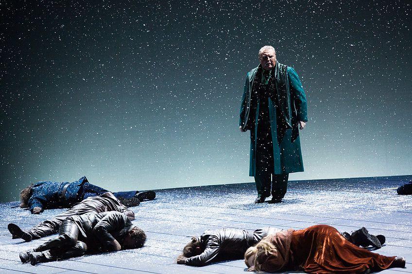 Спектакль «Тристан и Изольда» Р. Вагнера в Театре «Новая Опера» фото 1