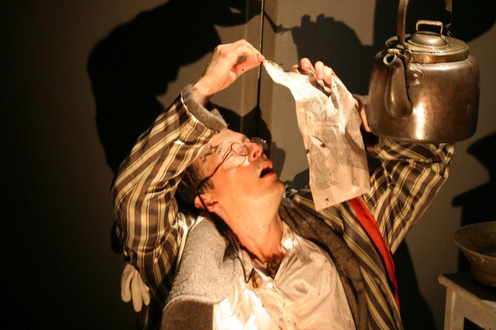 Спектакль «Он был титулярный советник» в Театре «Мастерская П. Н. Фоменко» фото 1