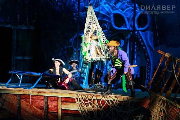 Шоу «Пираты и корабль-призрак» в «Олимпийском» фото 8