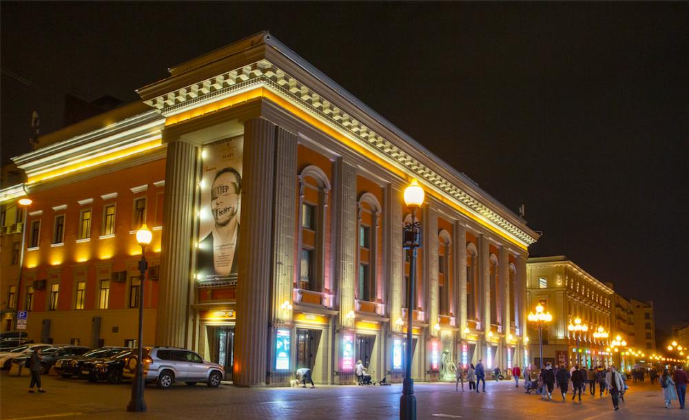 Аудиоспектакль-променад «Вахтангов. Путь к Турандот» Театра имени Вахтангова фото 1