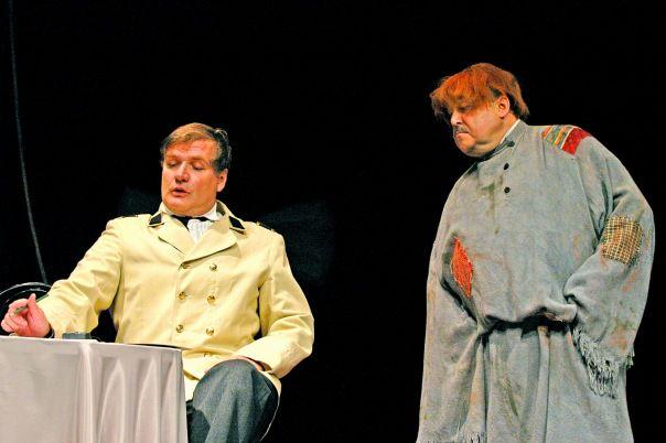 Спектакль «Лица» в Театре «Et Cetera» фото 6
