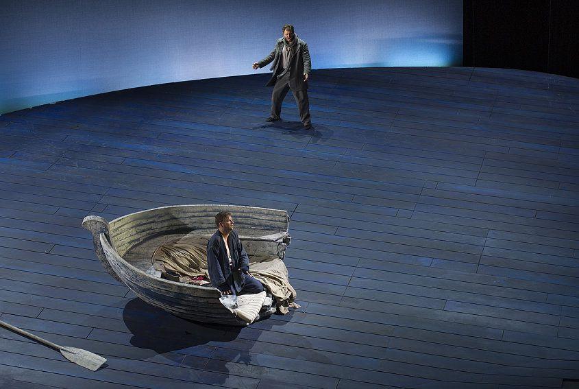 Спектакль «Тристан и Изольда» Р. Вагнера в Театре «Новая Опера» фото 8