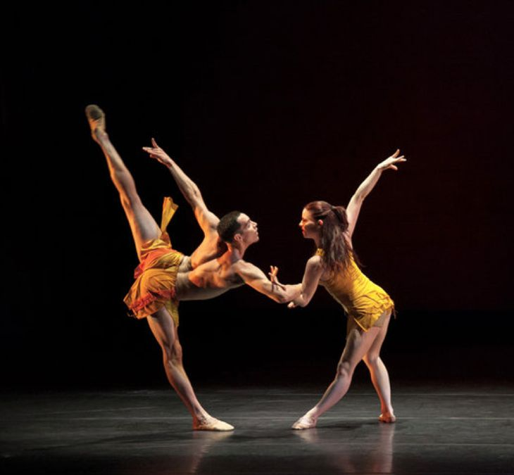 Contemporary ballet